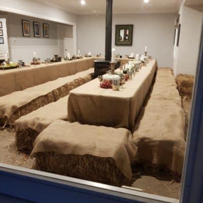 medievil banquet