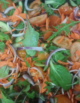 Gourmet Green Salad