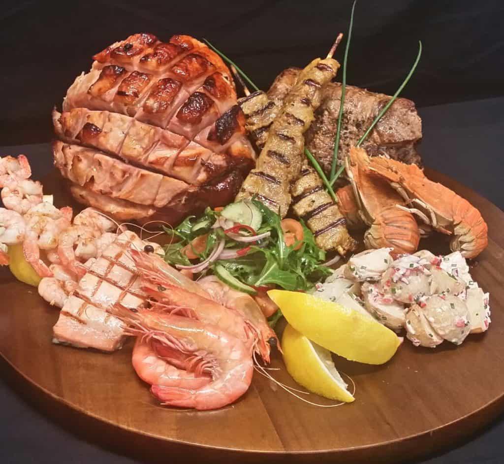 Gourmet Seafood Roast Platter