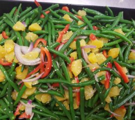 Fresh Citrus Green Bean Salad
