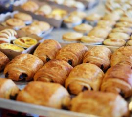 Danishes and Sweet Pastries