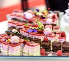 Assorted Cakes & Sweets