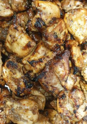Chicken-Teriyaki